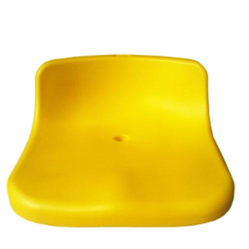低靠背中空吹塑座椅