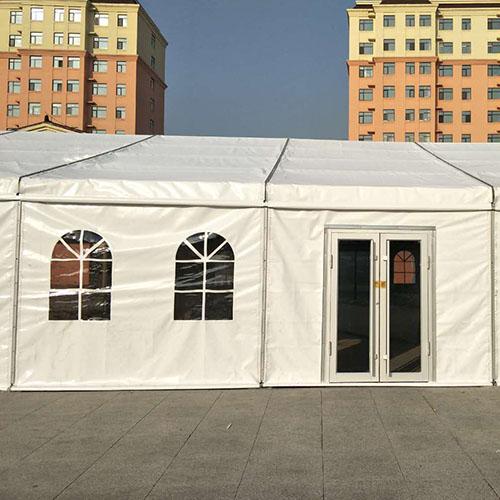 可拆装篷房