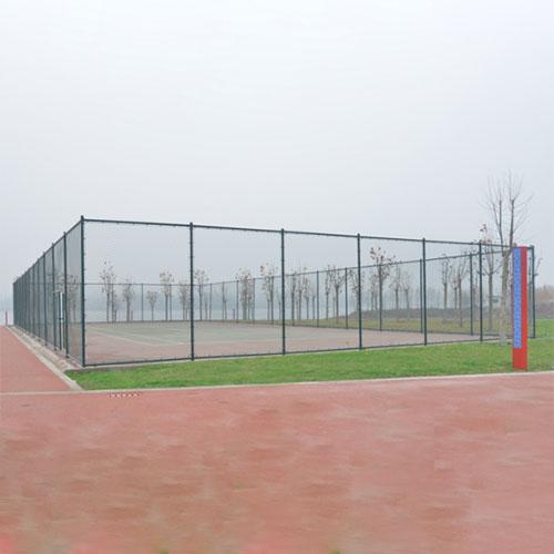 勾花网篮球场