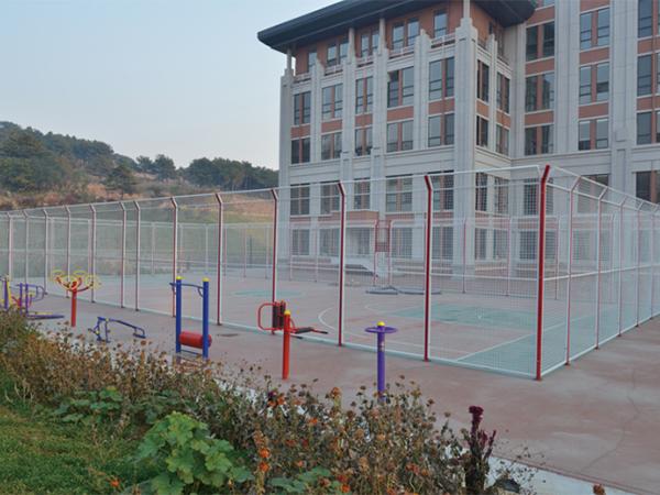 鞍山激光产业园方格网德赢官网登入篮球场运动场地