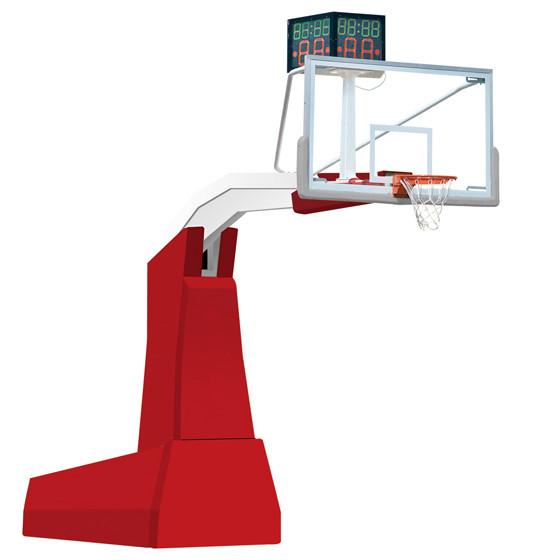 电动液压或弹性篮球架