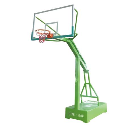 平箱篮球架